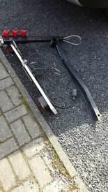 Max raxx 4 bike carrier rack