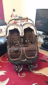 Baby Jogger Citi Mini Double stroller/ buggy