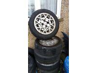 Rare Nissan silvia s12 wheels