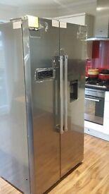 Bush american fridge freezer in a very good condition