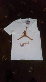 Jordan City Dubai T shirt Exclusive (Mens M)