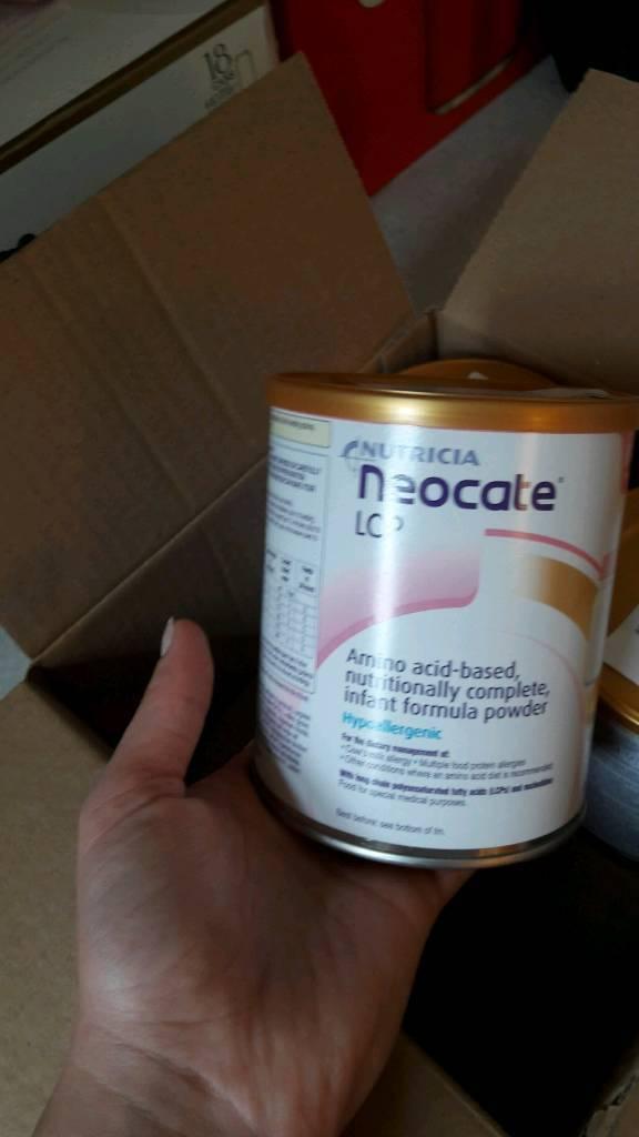 neocate powder milk new Free