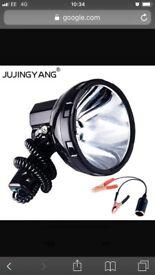 Hunting lamp