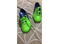 Adidas football boots size 7.5