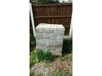 "RECLAIMED BRICKS L23cm(9"")xW11,5cm(4,5"")xH7cm(2,75""), CLEANED, READY TO USE, COLLECT ONLY"