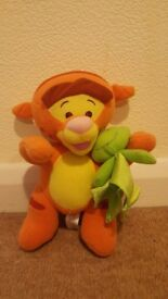 Fisher Price Tigger Rattle