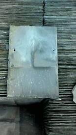 1000 reclaimed roof slates 12x8