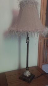 Lovely table lamp for sale