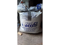 Vermiculite Insulation Granules about 50 litres