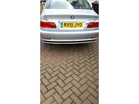 FOR SPARES OR REPAIRS BMW COUPE 318iSE