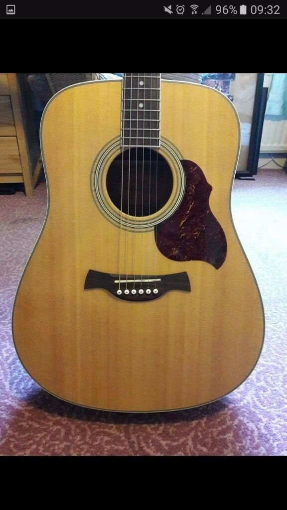 Crafter guitar