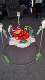 Fisher Price Rainforest Jumperoo (Baby bouncer)
