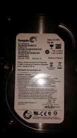 Seagate hard drive 500 GB