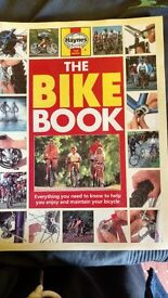 HAYNES cycle maintainance book
