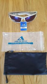 New Sunglasses Arctic Blue anti glare bluetech lens