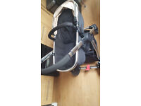 Mothercare 4-Wheel Journey Travel System