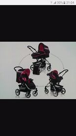 Hauk Appollo all in one travel system