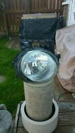 Juke head light