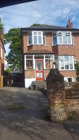 Large bright double bedroom close to Bth Hospital, JP Morgan, Castlepoint &Airport
