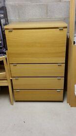 Wooden Desk/Bureau