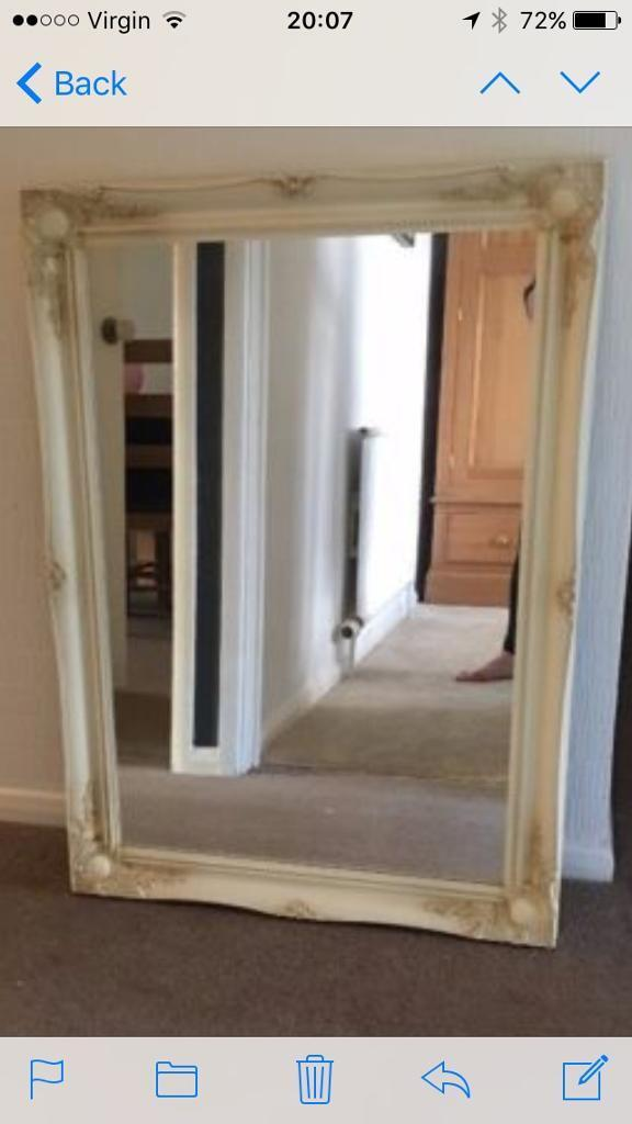 Gorgeous Shabby Chic Mirror