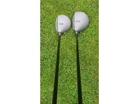 Taylormade Style 3 Wood + 5 Wood - Ladies / Juniors