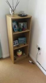 Bookcase IKEA BILLY in Birch.