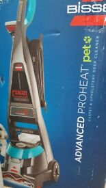 bissell advanced proheat pet 2009e