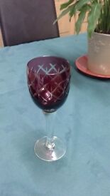 Royal Doulton wine glasses