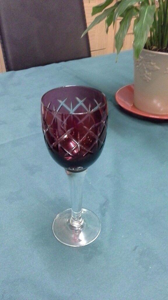 Royal Doulton wine glasses