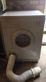 Creda reversair tumble dryer