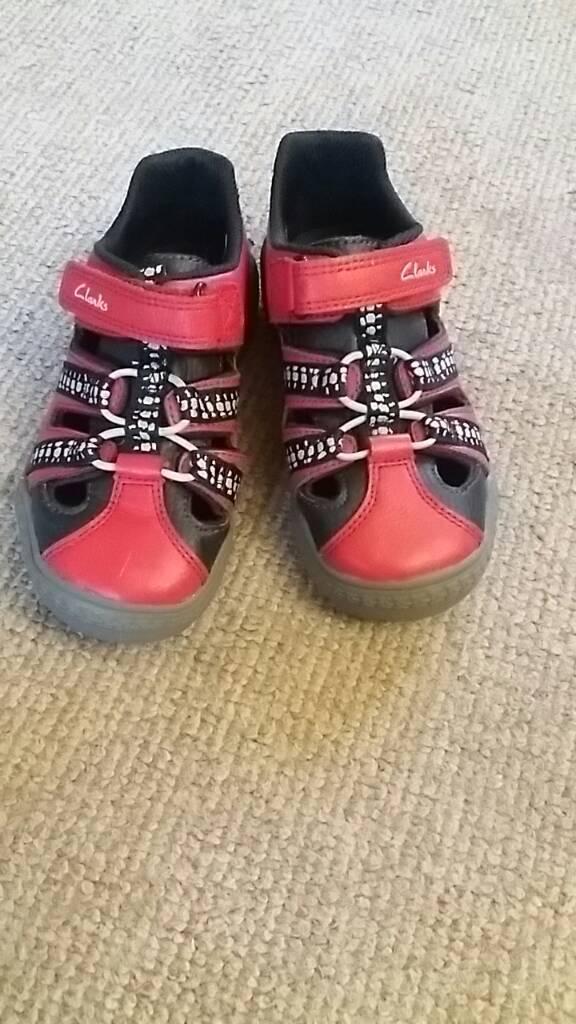 f0d96618 Kids Clarks shoes brand new | in Stenhousemuir, Falkirk | Gumtree