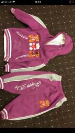 Brand new girl clothes 9-12 months old