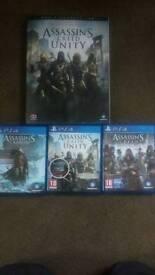 Assassins creed bundle ps4