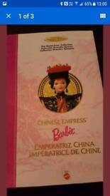 Barbie Chinese empress. collector edition