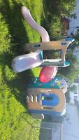 kids playset need gone today