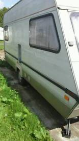 ABI FOUR BIRTH TOURING CARAVAN