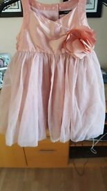 Girls party dress or bridesmaid dress 1.5-2 years