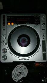 Pioneer Cdj 800 mk2 pair