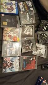 Ps3 games and fifa15 for ps4