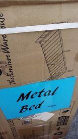Single Bed Frame Flatpack