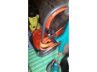 FLYMO EASY GLIDE LAWNMOWER ......used twice