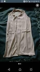 Ladies size 14 waistcoat