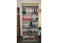 Storage Cupboard - Metal
