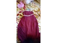 Party dress size 4-6