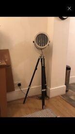 MADE Chrome Studio Lamp