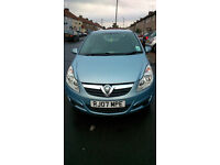Vauxhall Corsa 1.4 2007, Petrol, Manual. Very good condition with low mileage.