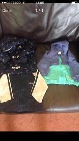 Baby next summer jackets