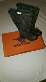 Rocket Dog boots
