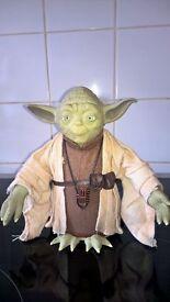 Talking Yoda interactive toy - Star Wars